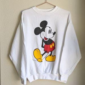 Mickey Mouse Crewneck sweatshirt size XL